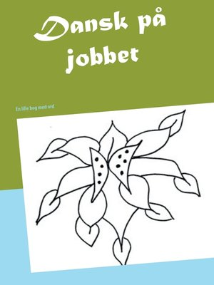cover image of Dansk på jobbet