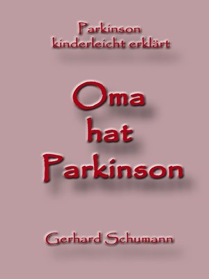 cover image of Oma hat Parkinson