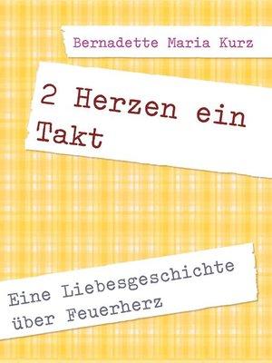 cover image of 2 Herzen ein Takt