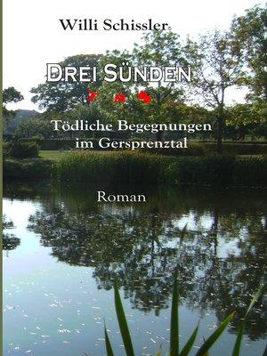 cover image of Drei Sünden