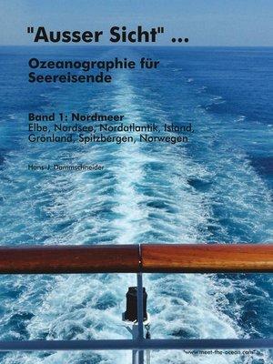 """cover image of """"Ausser Sicht"""" ... Ozeanographie für Seereisende"""