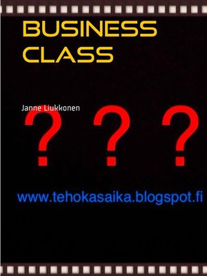 cover image of Business Class