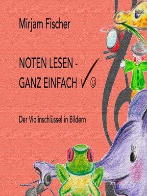 cover image of Noten lesen--ganz einfach