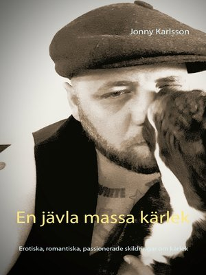 cover image of En jävla massa kärlek