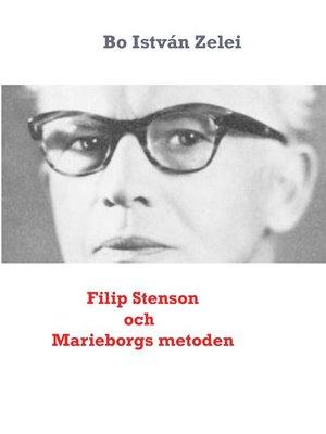 cover image of Filip Stenson och Marieborgsmetoden