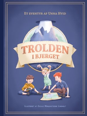 cover image of Trolden i Bjerget