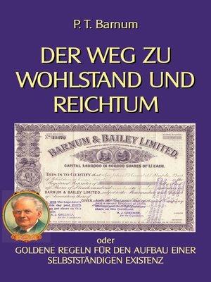 cover image of Der Weg zu Wohlstand und Reichtum