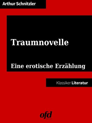 cover image of Traumnovelle