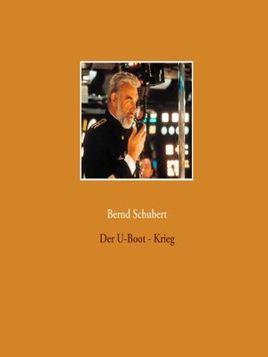 cover image of Der U-Boot--Krieg