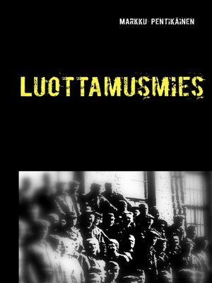 cover image of Luottamusmies