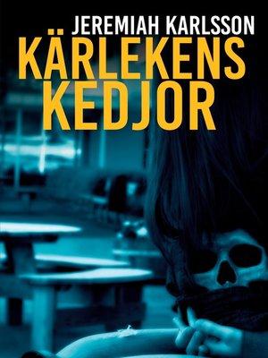 cover image of Kärlekens kedjor