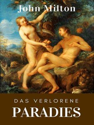 cover image of Das verlorene Paradies