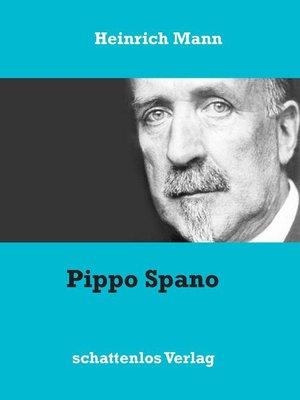 cover image of Pippo Spano