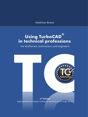 cover image of Using TurboCAD in technical professions