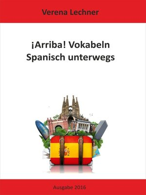 cover image of ¡Arriba! Vokabeln
