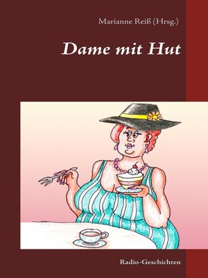 cover image of Dame mit Hut