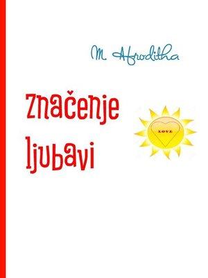 cover image of Znacenje ljubavi