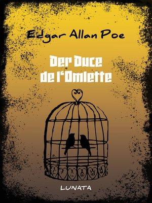 cover image of Der Duc de l'Omelette