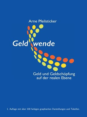 cover image of Geldwende