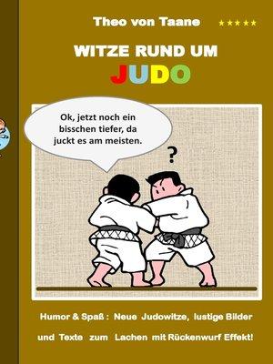 cover image of Witze rund um Judo