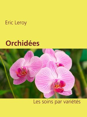 cover image of Orchidées