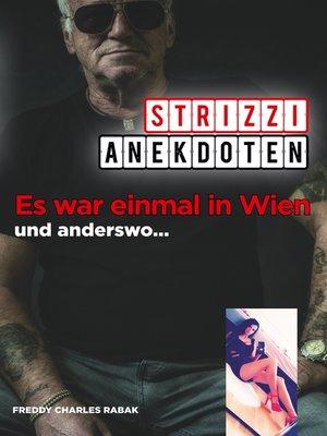 cover image of Strizzi-Anekdoten