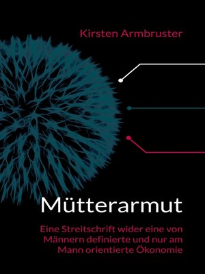 cover image of Mütterarmut