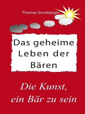 cover image of Das geheime Leben der Bären