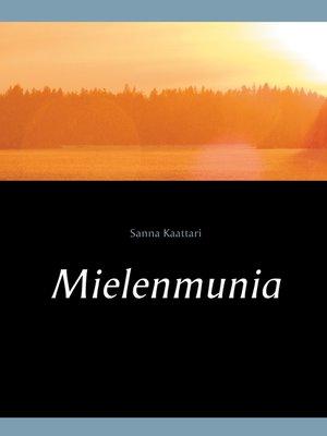 cover image of Mielenmunia
