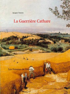 cover image of La Guerrière Cathare