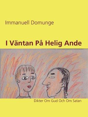 cover image of I Väntan På Helig Ande