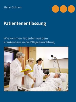 cover image of Patientenentlassung