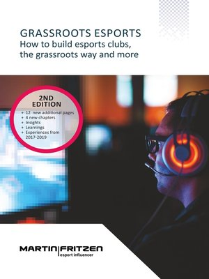 cover image of Grassroots Esports