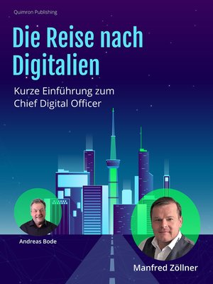 cover image of Die Reise nach Digitalien
