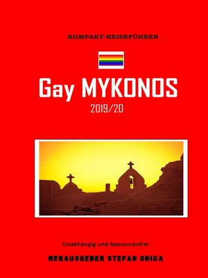 cover image of Gay Mykonos 2019/20