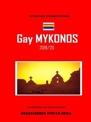 cover image of Gay Mykonos 2019/20