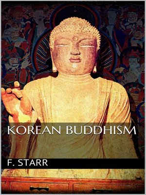 cover image of Korean Buddhism