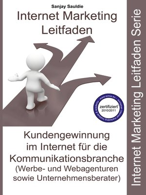 cover image of Internet Marketing Kommunikationsbranche