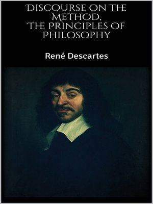 cover image of The Principles of Philosophy, Discourse on the Method