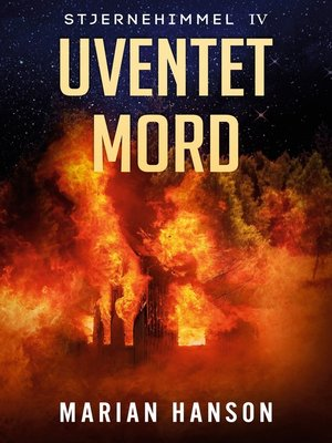 cover image of Uventet Mord