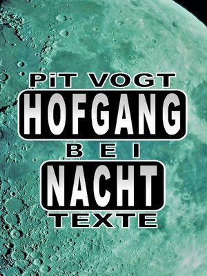 cover image of Hofgang bei Nacht