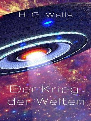 cover image of Der Krieg der Welten