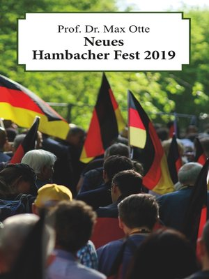 cover image of Neues Hambacher Fest 2019