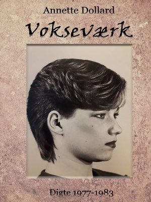 cover image of Vokseværk