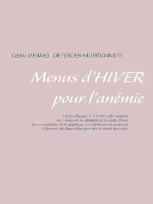 cover image of Menus d'hiver pour l'anémie