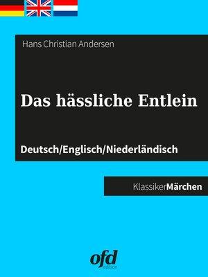 cover image of Das hässliche Entlein