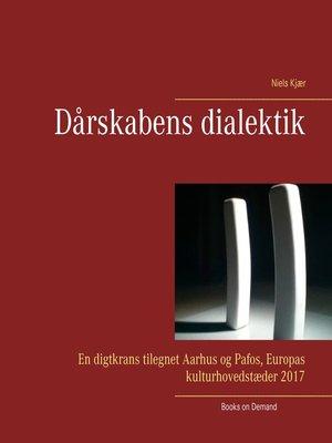 cover image of Dårskabens dialektik