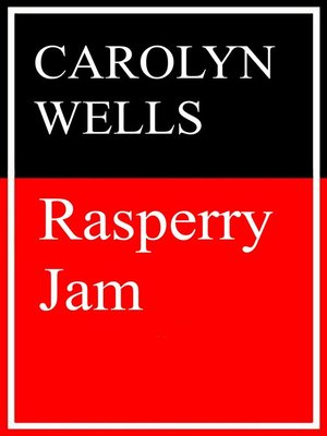 cover image of Raspberry Jam