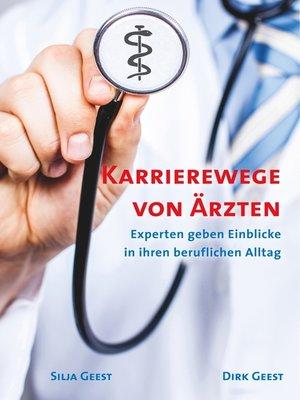cover image of Karrierewege von Ärzten