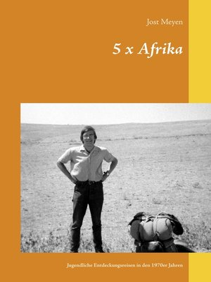 cover image of 5 x Afrika